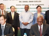 China's New Silk Road enters Africa through Djibouti