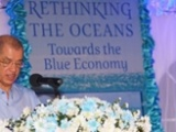 President Michel now writes a book on Blue Economy